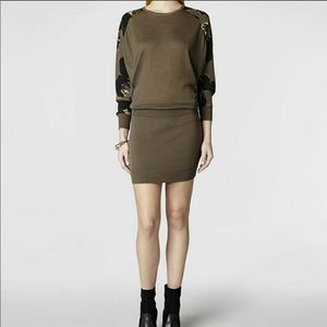 ALL SAINTS sweater dress